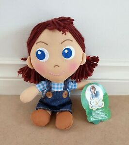 Legends Of Oz Dorothy's Return – Dorothy 21cm Plush Soft Toy New With Tags