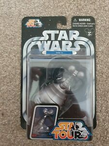 Star Wars Star Tours 3.75'' Figure - MSE-1T - Sealed & Excellent