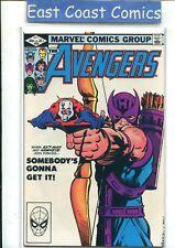 AVENGERS VOLUME 1 #223 - HAWKEYE / TASKMASTER - NEAR MINT - MARVEL