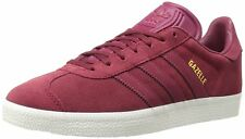finest selection 3f20a ad230 adidas Gazelle Sz US 13 M Burgundy Suede SNEAKERS Mens Shoes