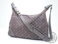 Final!! AUTH PRE-OWNED LOUIS VUITTON LV MINI LIN BOULOGNE TOTE BAG M95225 161051
