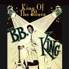 B.B. KING King of the Blues CD Thrill is Gone Everyday i have the Blues