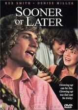 Sooner or Later DVD Rex Smith Romance Comedy Drama Denise Miller Feldon Video TV