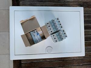 Hager Volta VU24NC + Sicherungsautomaten + FI Schutzschalter *NEU