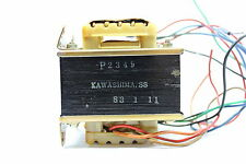 TRANSFORMER LUXMAN AMPLIFIER P2349 KAWASHIMA.SS 83 1 11