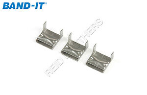 Band-It 316 Stainless Steel Clips