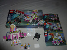 Boxed The Lego Movie Ice Cream Machine 70804 Set Figures Mike Jo Cardio Carrie >