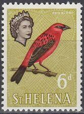 St. Helena 1961 ** Mi.151 Vögel Birds [sq5951]