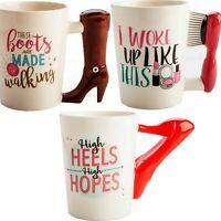 Coffee Mug Fashion Mugs Cup Ceramic Novelty Gift For Her Christmas Birthday New