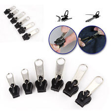 12 Stk/Set Fix A Zipper 6 Pack Zip Rescue Instant Repair Kit Ersatz Schwa ttgg