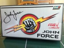 """John Force """"Aero Force Test Car"""" 1/24 Nhra Ford Mustang Funny Car Die Cast"""