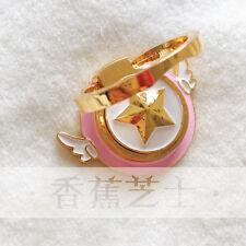 Karte Captor Sakura Star Staff Metall Finger Ring Ständer Halter Für IPHONE