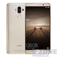 Huawei Mate 9 4G LTE Champange Gold 64GB 20MP Unlocked Mobile Phone