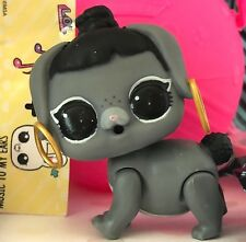 LOL Surprise Pet BUNNY HUN GLEE Club Series 3 P-015 COMPLETE Authentic OOP Ball