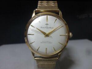 Vintage 1959 SEIKO Automatic watch [Seiko Gyro Marvel] 17J EGP 20 microns