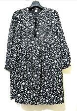 Old Navy Floral Black Boho dress