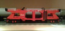 LEGO® City Eisenbahn Autowaggon XL MOC bricktrain 7939 60098 60198 60052