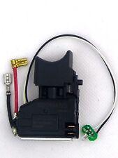 Makita original Interrupteur 650645-0 pour df030d df330d td090d 10,8 volts