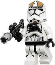 LEGO STAR WARS MINIFIG MINIFIGURE CLONE TROOPER GUNNER 75182