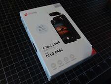 Olloclip Core Lens Set + Ollo Cases For Apple Iphone 6, 6s, 6 Plus Black Camera