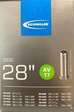 "Schlauch Schwalbe 12"" bis 29"" AV SV DV Ventillänge 40 mm 12 Zoll - 29 Zoll"