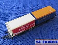 Faller Ams 444 Vagone con Container RAR