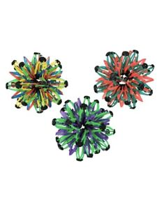 """Hoberman Sphere 13.4"""" 3 Assorted Colors To Pick From"""