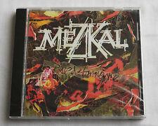 MEZKAL Pluie de tonnerre FRENCH punk hardcore CD PRIVATE (1994) SEALED