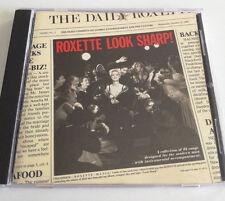 ROXETTE - LOOK SHARP! CD ALBUM 1988 OTTIMO POP SPED GRATIS SU + ACQUISTI!!!