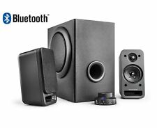 2.1 BT Soundsystem Wavemaster MX3+ Bluetooth Lautsprecher Lautsprechersystem