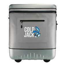 Brand New! Keeps Ice for Days - 48 Can Waterproof Soft-Sided Rolling Cooler