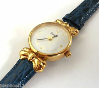 Reloj pulsera dama ODENIA QUARTZ 21.61.63 Original Nuevo azul