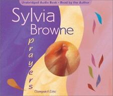 Prayers by Sylvia Browne (2002, CD, Unabridged) Sealed Collector's Item