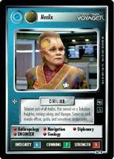 Star Trek CCG VOY Voyager Neelix (Federation) 167*R
