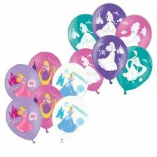 Palloncini Disney per feste e party a tema principesse