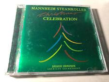 Mannheim Steamroller - Christmas Celebration (2004) Music CD AG2020-2