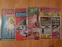 RIP OFF PRESS Comics Lot! Fat Freddy's #1! Underground Classics #1! Plus more!