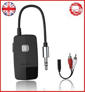 Golvery Bluetooth Receiver Advanced Bluetooth 4.1, A2DP - Portable Wireless with