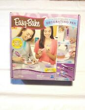 Easy Bake Oven Ultimate Decorating Pen Kit Frosting Baking Cooking