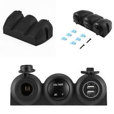 Auto Dual USB 3.1A Ladegerät Digital Voltmeter Zigarettenanzünder Power Sockets