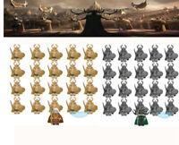 21pcs Asgard Hella Minifigures Soldier Figure Building Block DIY Toy