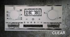 Hotpoint SY36B, SY36K, SY36W, SY36X, SY37, KSO33  compatible fascia stickers.