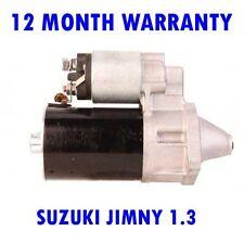 SUZUKI JIMNY 1.3 1998-2015 RMFD STARTER MOTOR 12 MONTH WARRANTY