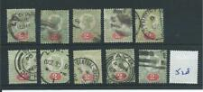 wbc. -  GB - QUEEN VICTORIA - QV528 - JUBILEE ISSUE - 2d - 10 copies-  USED