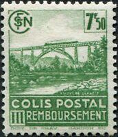 FRANCE COLIS POSTAUX N° 190A NEUF**