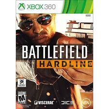Battlefield: Hardline Xbox 360 [Brand New]