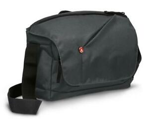 Manfrotto MB NX-M-GY CSC Messenger Bag - Grey