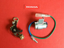 Honda CONDENSER & CONTACT POINTS KIT tune up cb100 cl100 xl100 sl100 cb125 cl125