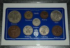 1949 Vintage Coin Set 69th Birthday Birth Year Present Wedding Anniversary Gift