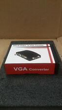 VGA Converter BNC/S-Video To VAG Converter